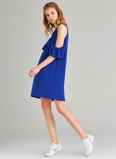 Fırfırlı Elbise-Agenda